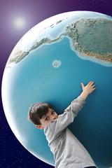 Cómo animar a sus hijos con eslóganes de aire limpio?