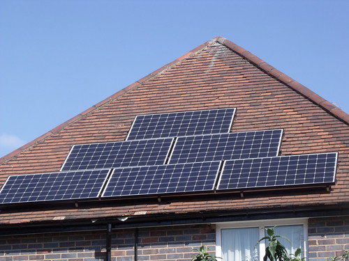 Un tejado solar para ahorrar dinero en tu casa 1