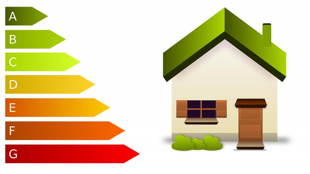 La correlación entre el recubrimiento de texturas y la eficiencia energética