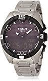Tissot: Men€0027s T-Touch Expert Solar Analog-Digital Display Swiss Quartz Watch