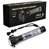 Subsistent: 200 Bright Lumen Solar Flashlight
