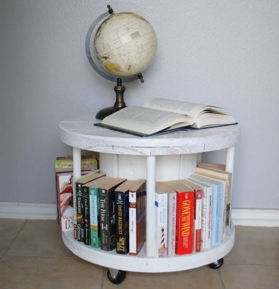 Bookcase/Stool