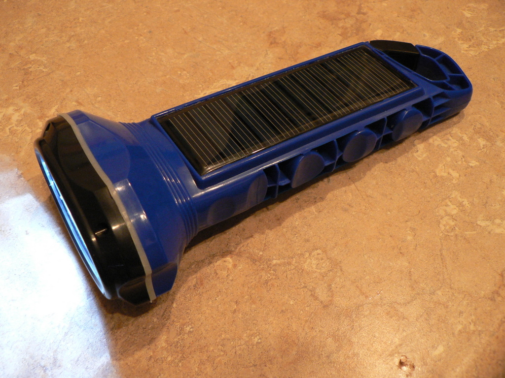 Solar Flashlight - The 10 Best Solar Powered Flashlights.