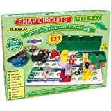 Snap Circuits: Alternative Energy Green Electronics Exploration in Alternative Energy Kit